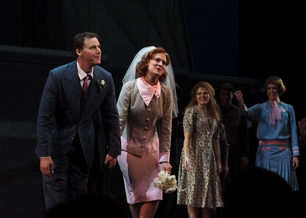 Kevin Earley, Stephanie Gibson, Katharine McDonough, and Christine Tucker