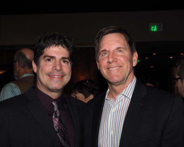 Paul Rubin and Tim Bagley