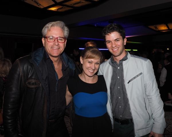 David Engel, Shanon Mari Mills, and Jeffrey Scott Parsons Photo