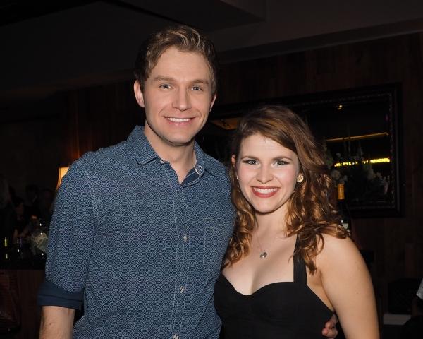 Caleb Shaw and Katharine McDonough Photo