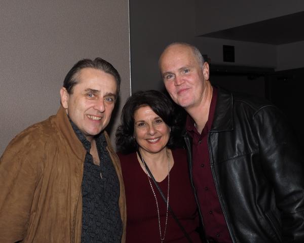 Michael McCormick, Maria Cominis, and