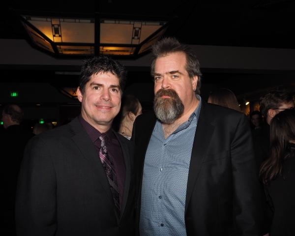 Paul Rubin and David Gallo