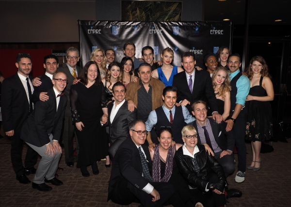 Photos curtain call and press night celebration of empire at la