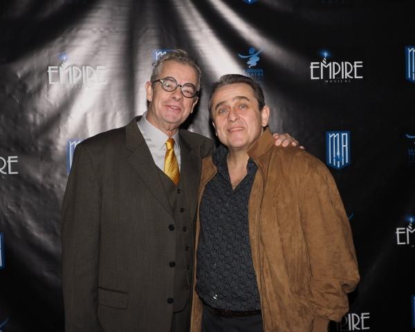 Joe Hart and Michael McCormick