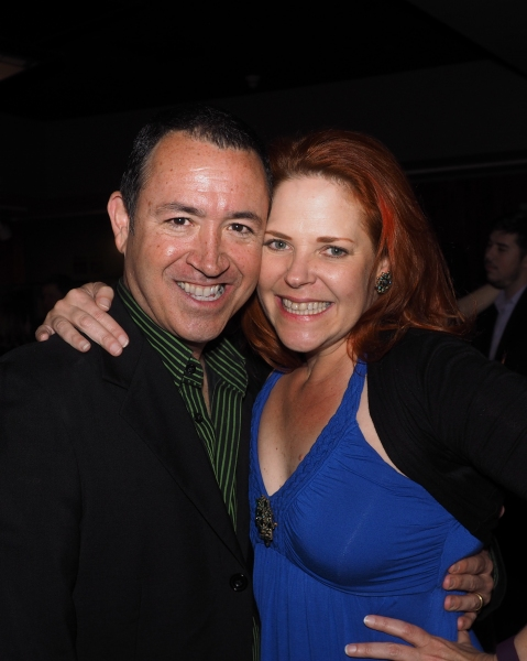 Photos: Curtain Call and Press Night Celebration of EMPIRE At La Mirada Theatre - Kevin Earley, Stephanie Gibson & More!