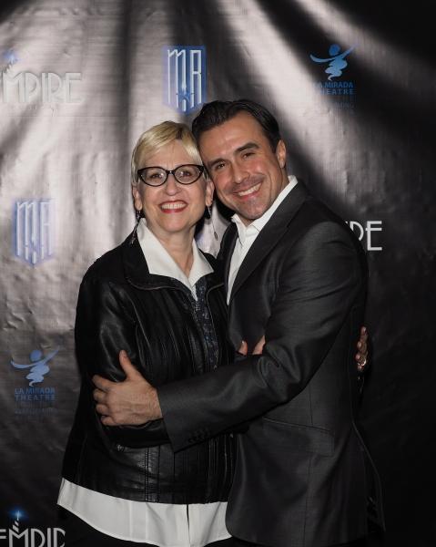 Marcia Milgrom Dodge and Josh Walden