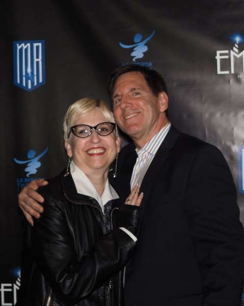 Marcia Milgrom Dodge and Kevin Earley