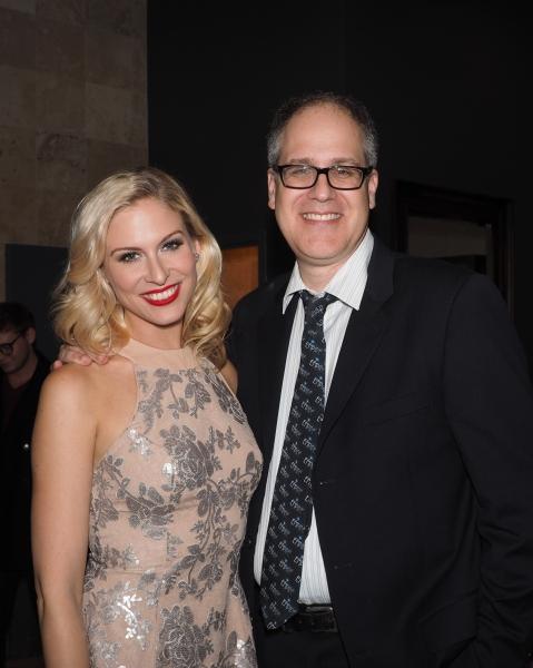 Stephanie Gibson with Robert Hull