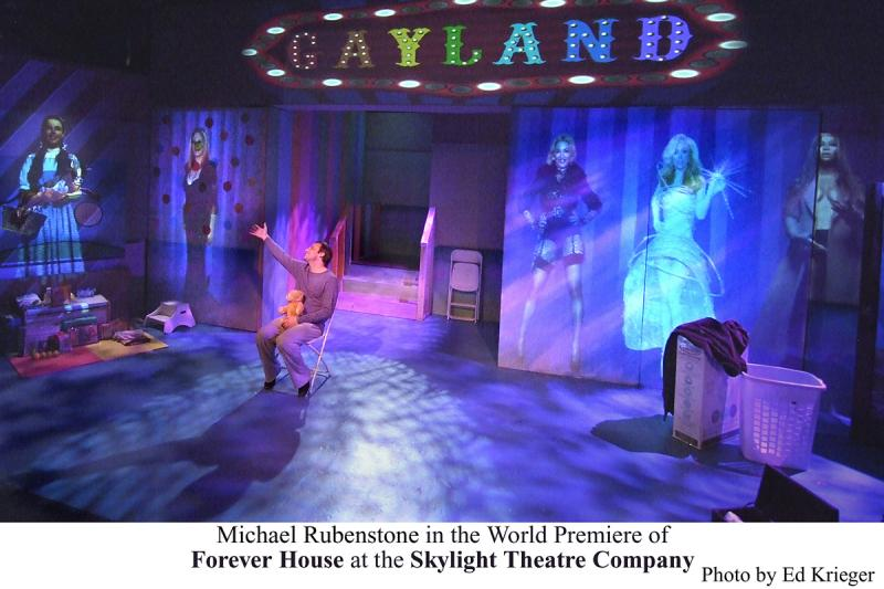BWW Review: FOREVER HOUSE - A Most Entertaining, Mind-Opening Place to Spend Your Time