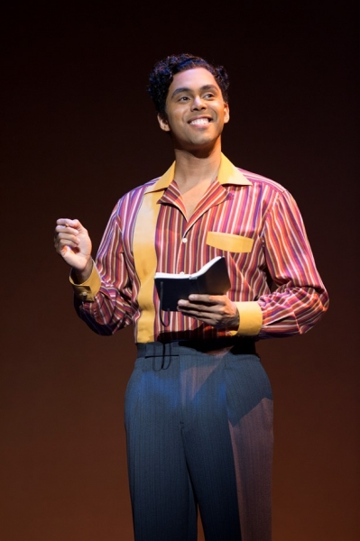 Photo Flash: MOTOWN THE MUSICAL Tour Comes to the Adrienne Arsht Center