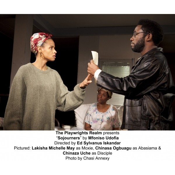 Photo Flash: First Look- Premiere of SOJOURNERS