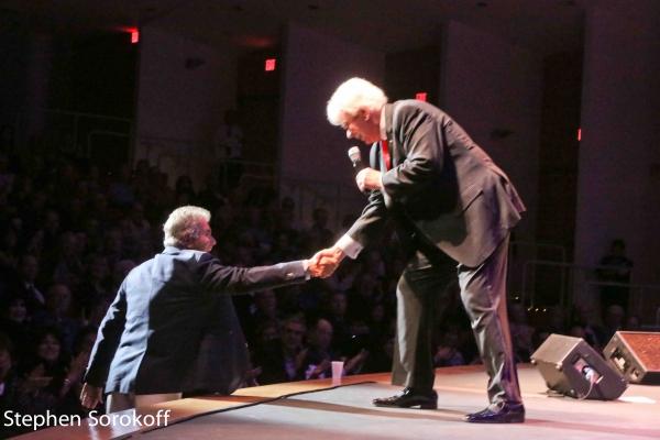 Steve Tyrell & Dick Ronbinson
