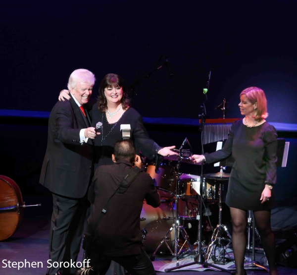 Dick Robinson, Ann Hampton Callaway, Missy Robinson Petow