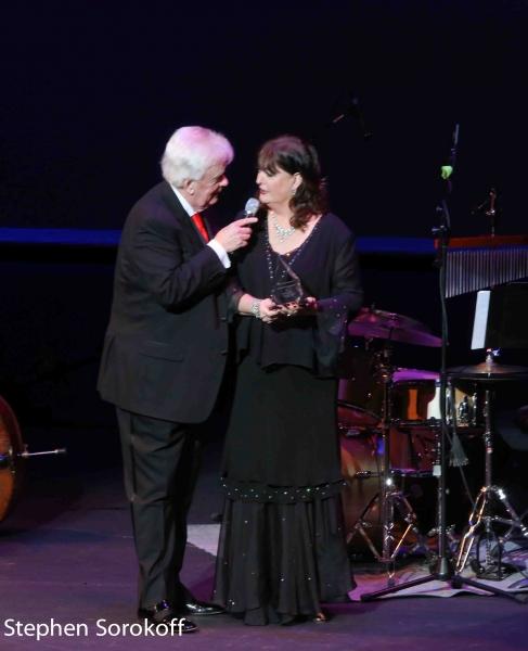 Dick Robinson & Ann Hampton Callaway