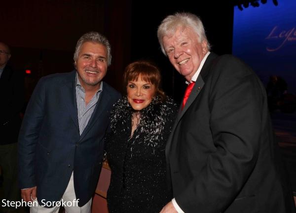 Steve Tyrell, Connie Francis, Dick Robinson
