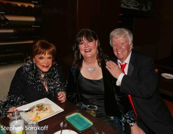 Connie Francis, Ann Hampton Callaway, Dick Robinson