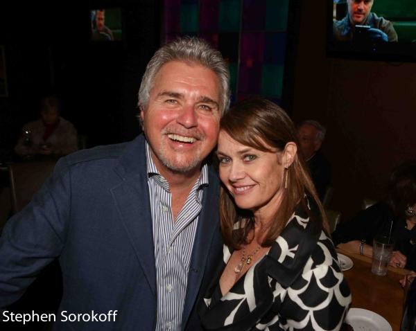 Steve Tyrell & Kari Strand