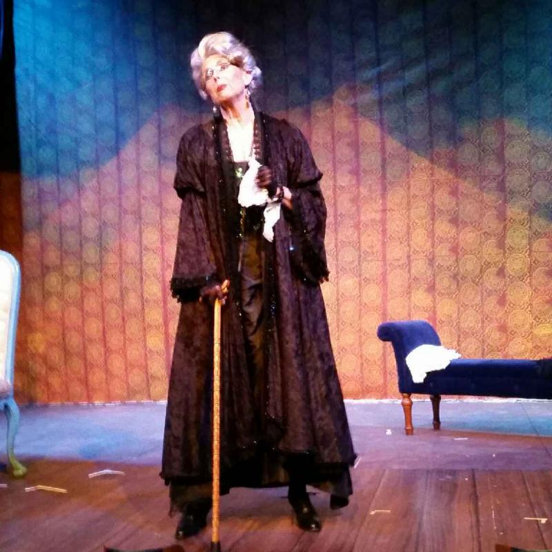 Elizabeth Hansen as Madame Armfeldt