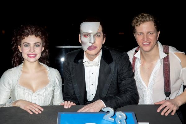 Julia Udine, James Barbour, Jeremy Hays
