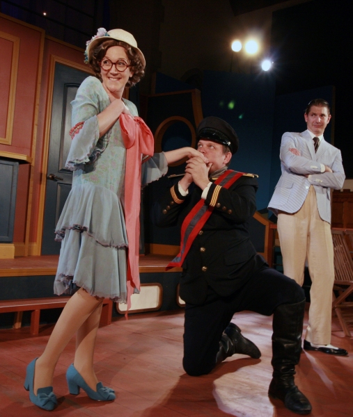 Photo Flash: First Look at JEEVES AT SEA at First Folio Theatre
