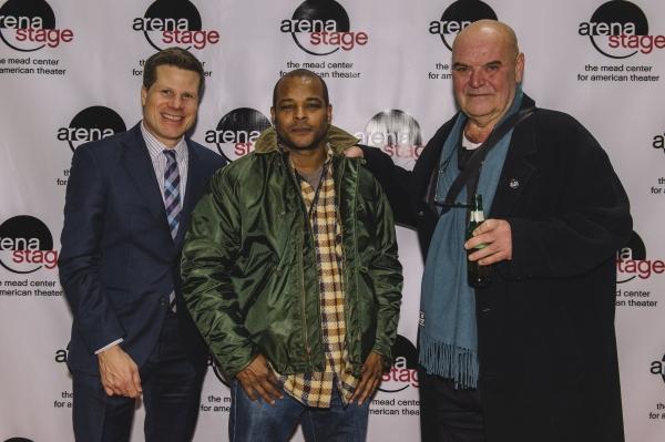 Bill Rauch, Kevin Kenerly, Jack Willis Photo