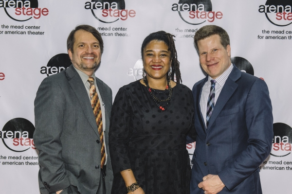 Photo Flash: Inside Opening Night of Lynn Nottage's SWEAT at Arena Stage