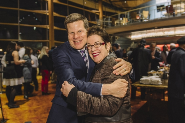Photos: Inside Opening Night of Lynn Nottage's SWEAT at Arena Stage
