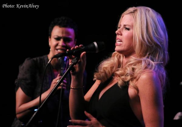 Carly Hughes, Megan Hilty