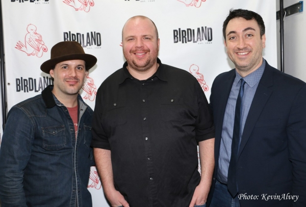 Matt Cusson, Ryan Hoagland, Dennis Michael Keef Photo