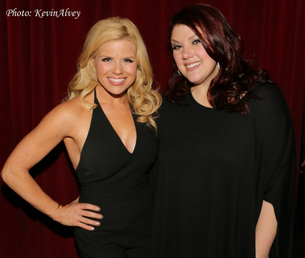 Megan Hilty, Jane Monheit
