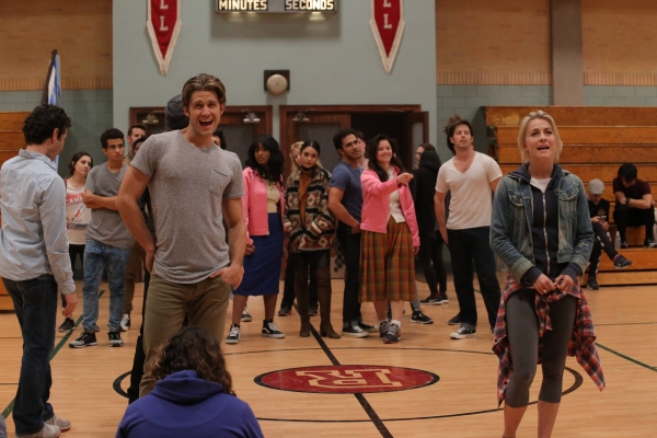 Photo Flash: Check Out All-New GREASE: LIVE Pics Featuring Full Costumes!
