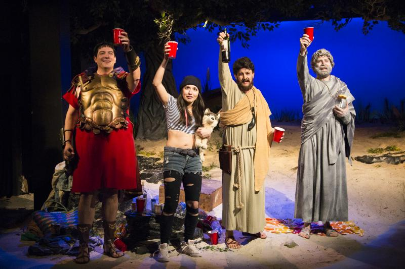 BWW Review: THE BOOK OF MAGGIE Slays at Stages Repertory