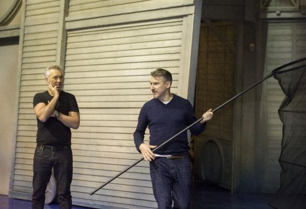 Photo Flash: First Look at Jason Manford, Martin Kemp and More in Rehearsals for CHITTY CHITTY BANG BANG UK/Ireland Tour