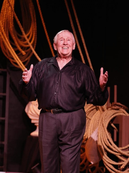 Photo Flash: First Look at Tony Winner Len Cariou in BROADWAY AND THE BARD