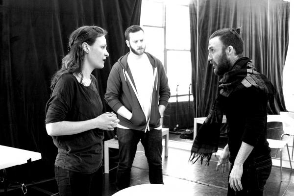Leah Gabriel, Giacomo Baessato, Adam Fitzgerald