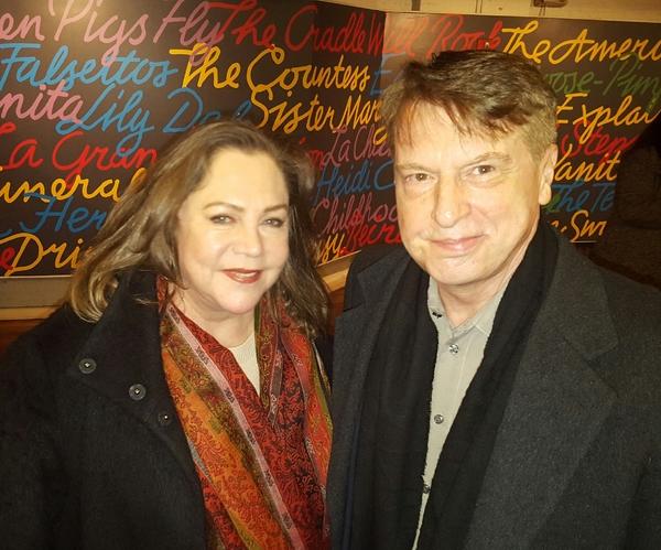 Kathleen Turner, Mark Janas