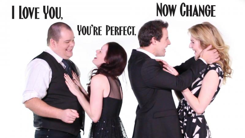 BWW Review: I LOVE YOU, YOU'RE PERFECT, NOW CHANGE at Midtown Arts Center
