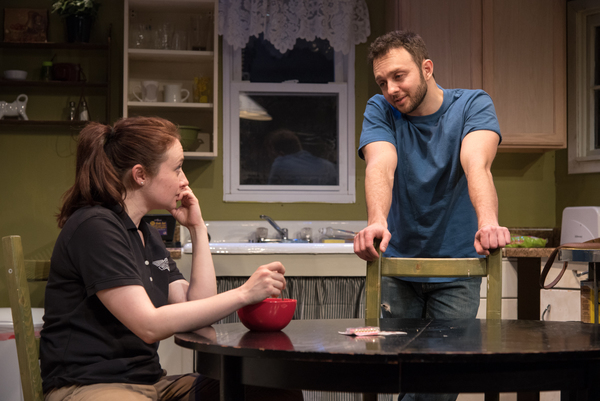 Photo Flash: First Look at The Amoralists' UTILITY Premiere at Rattlestick