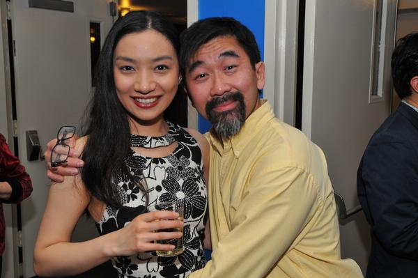 Audrey Wang and Fenton Li