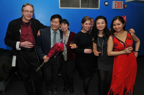 Joe Montagna, Jeremy Tiang, Simone Song, Abby Felder, EJ An and Leanne Cabrera