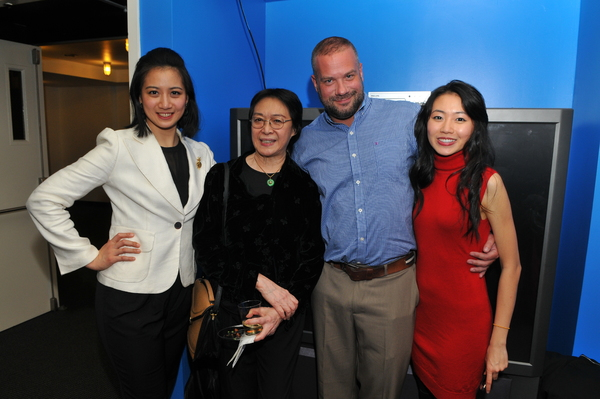 Mandarin Wu, Tisa Chang, Daniel Demello and Kelsey Wang