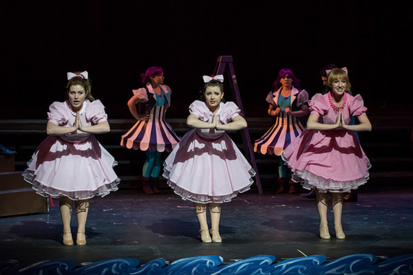 Photo Flash: A Look Back at Faith Conservatory of the Fine Arts's BIG FISH