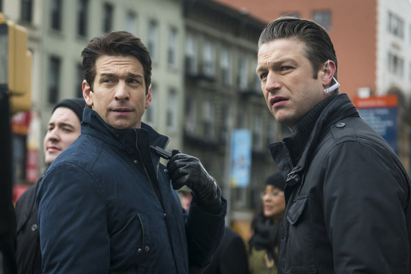 LAW & ORDER: SPECIAL VICTIMS UNIT -- ''Forty-One Witnesses'' Episode 1714 -- (l-r) An Photo