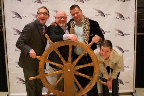 Andrew Behling, David Rice, Joe Foust, Christian Gray