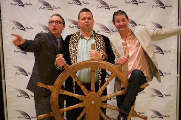 Photo Flash: Inside Opening Night of JEEVES AT SEA at First Folio Theatre