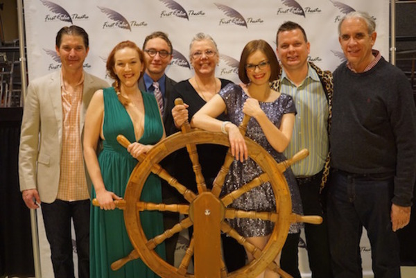 Christian Gray, Whitney Morse, Andrew Behling, Alison C. Vesely, Kate McDermott, Joe Foust, Jim McCance