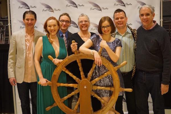 Christian Gray, Whitney Morse, Andrew Behling, Alison C. Vesely, Kate McDermott, Joe Foust, Jim McCance