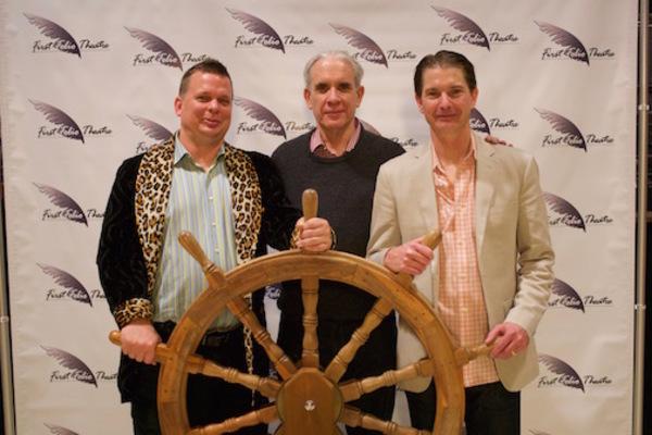 Joe Foust, Jim McCance, Christian Gray