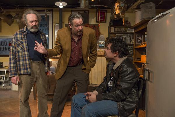 Richard Cotovsky, Stephen Walker and Rudy Galvan