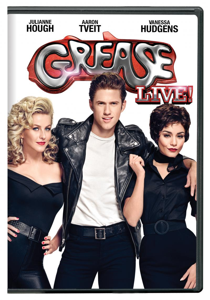 GREASE LIVE! Now Available on Digital HD; Coming to DVD 3/8!